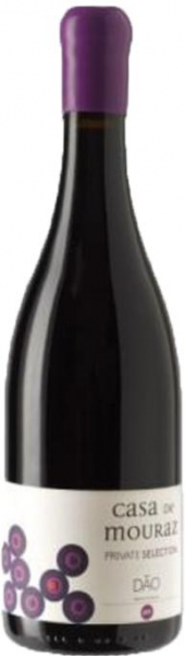 Tinto Casa de Mouraz Private Seleccion 2014 Bio