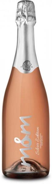 Espumante M&M Silver Rosé Brut