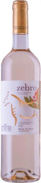 Branco Zebro de Uvas Tintas 2018 Bio