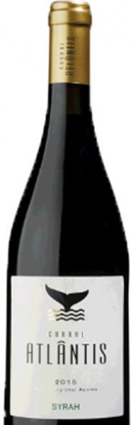 Tinto Curral Atlantis Syrah 2016