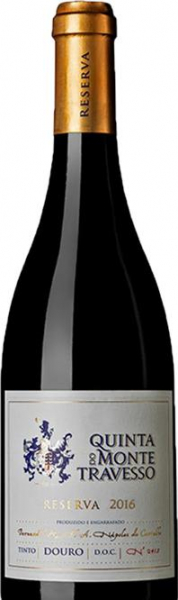 Tinto Quinta do Monte Travesso Reserva 2015