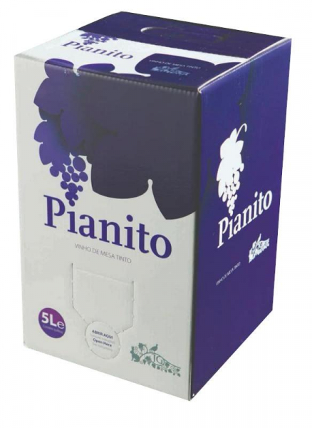 Tinto Pianito box 5lBox