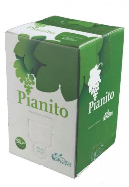 Box Branco Pianito 5lt