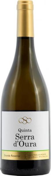Branco Magnum Quinta Serra D´Oura Grande Reserva 2016