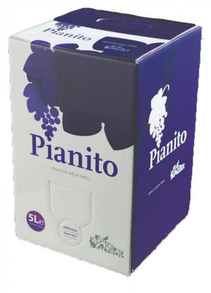 Tinto Pianito box 5l