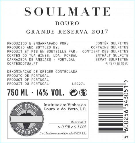 Branco Soulmate Grande Reserva 2017
