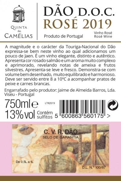 Rose Quinta das Camélias 2019