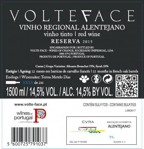 Tinto Volteface Magnum